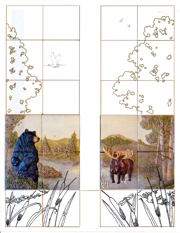 bear-and-moose-custom-installation-tiles