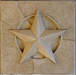 """W 40 - Prairie Star 6""""x6"""""""