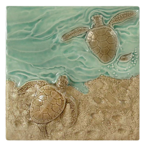 "SC 04 - Beach Bums 6""x6"""