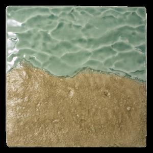 "SC 10 - Sand & Sea 6""x6"""